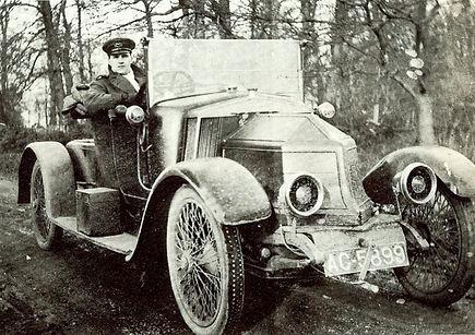 Siddeley Deasy 18hp 1914