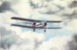 Armstrong Whitworth Aircraft 1920 Argosy