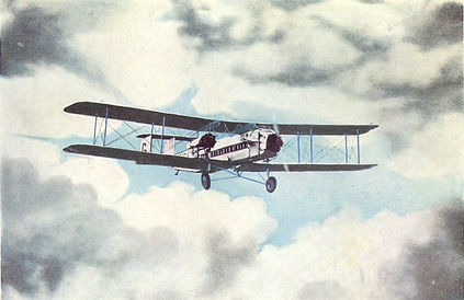 Armstrong Whitworth Aircraft 1920 Argosy