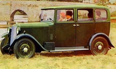 1933 12hp economy model.