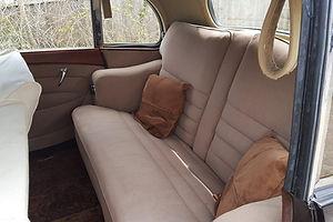 Lancaster Rear Seats