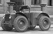 Pavesi Trator Armstrong Siddeley