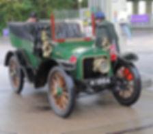 1904 Siddeley Autocar