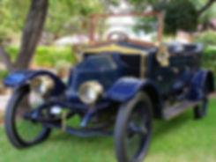 Siddeley Deasy 18hp 1913