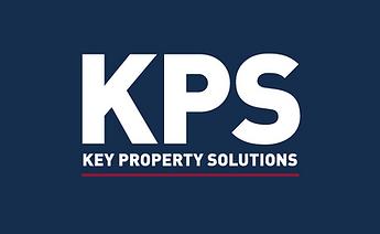KPS Logo White on Blue.png
