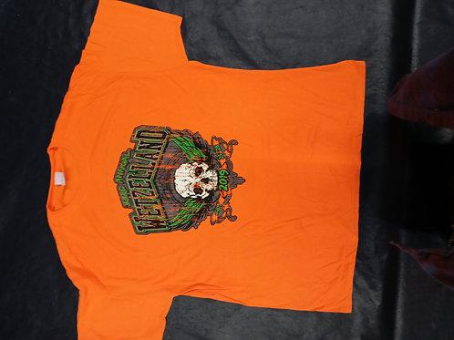 Wetzelland 2019 Shirt Orange