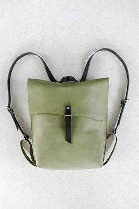 Batoh craft_zelený