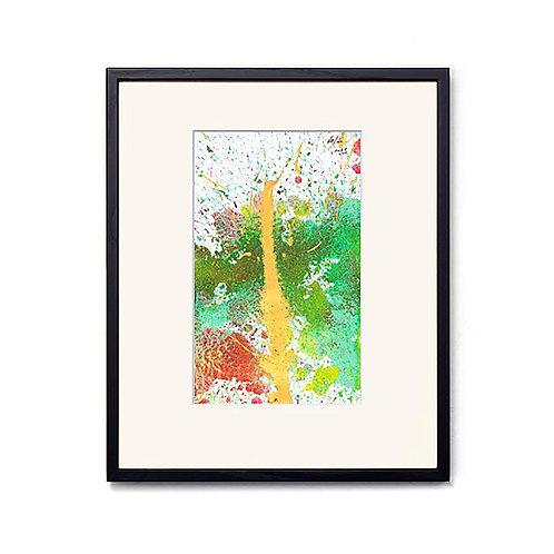 今井アレクサンドル/絵画/Splash Painting16