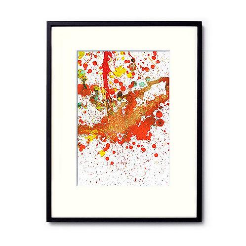 今井アレクサンドル/絵画/Splash Painting12