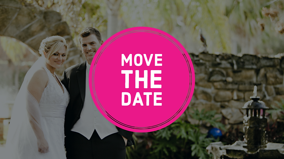 COVID19 Support: Move the date