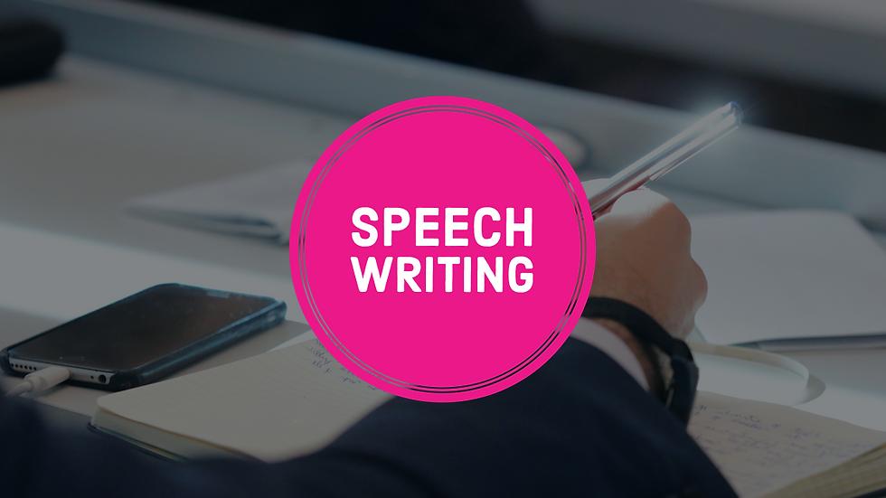 Wedding: Speech Writing Service