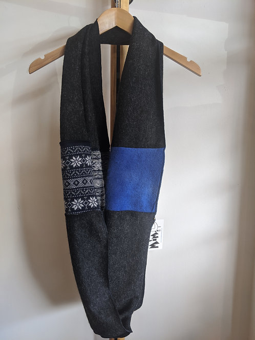 MiM Melbourne Wool Infinity Scarf
