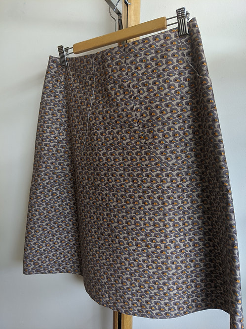 Ena Designs Sunset A line Skirt