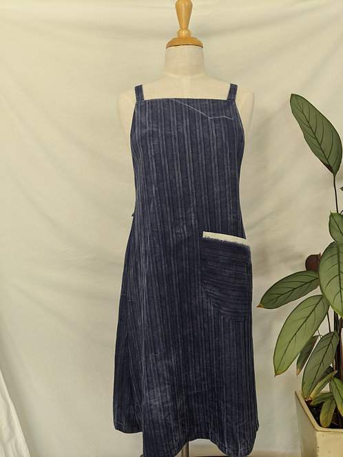 MiM Melbourne Vintage Denim Apron Dress