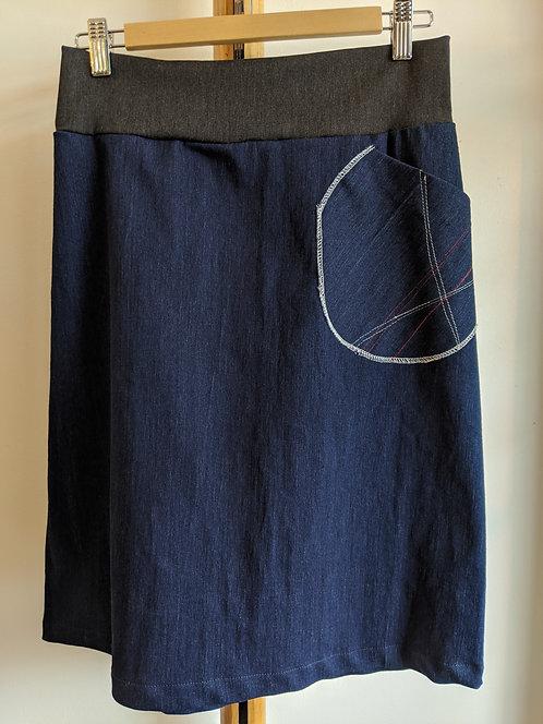 MiM Melbourne Pathway Pocket Skirt