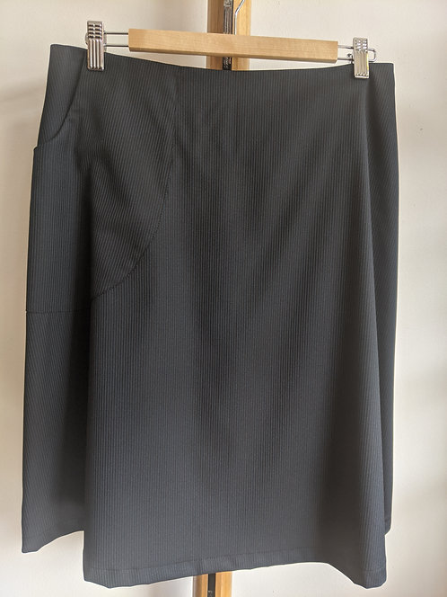 Ena Designs Fine Wool Skirt