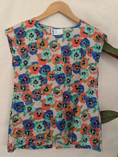 Ena Designs Pansy Sadie Top