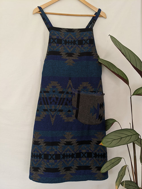 MiM Melbourne Aztec Apron Dress