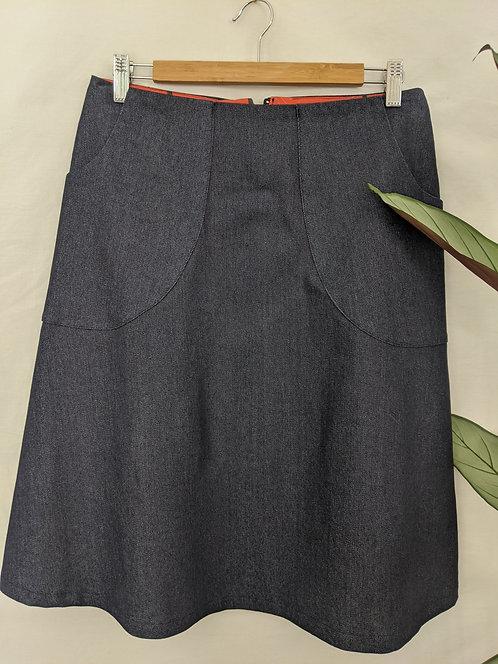Ena Designs My Denim Skirt