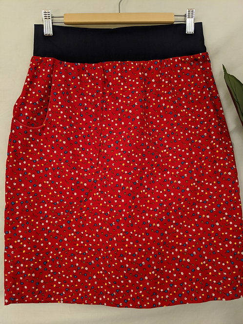 MiM Melbourne Berry skirt