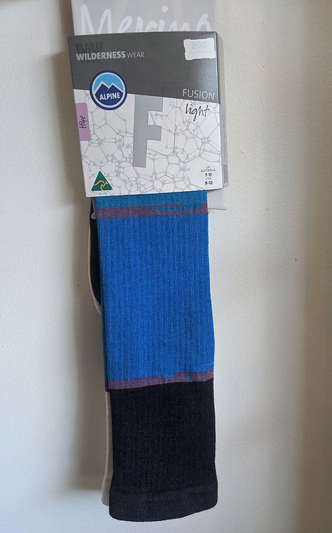 Fusion Light Long Socks