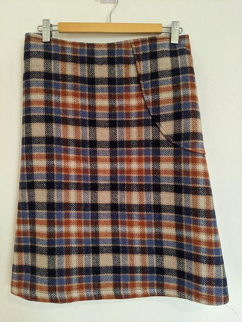 Ena Designs My Vintage Wool Skirt