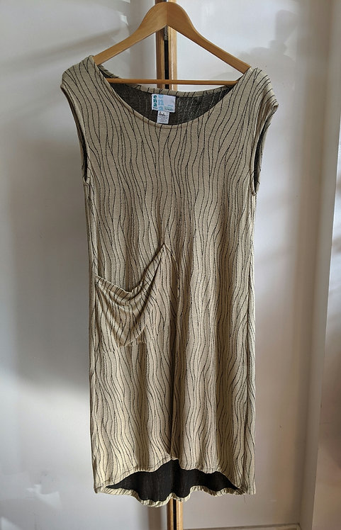 Ena Designs Suzy Dress- Bone