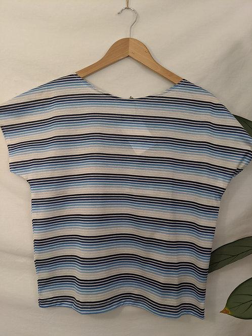 Ena Designs Ocean Cotton Tee