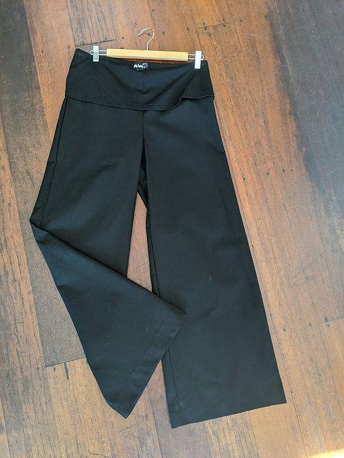 Mim Melbourne Full Length Wide Leg Pants
