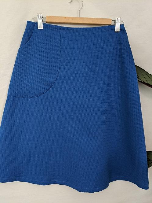 Ena Designs My Blue Skirt