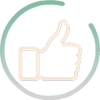 Icon used for link to life coaching testimonials