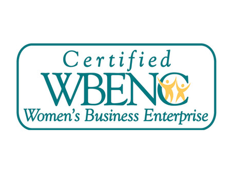 WBENC Women's Business Enterprise Certification
