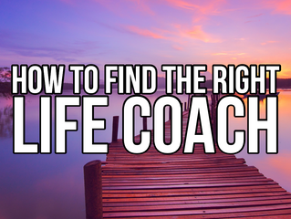 How to Find The Right Life Coach