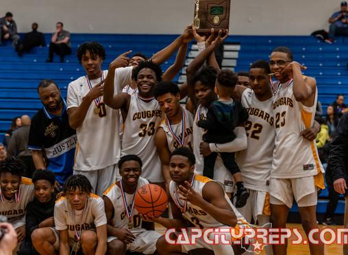 2019-'20 Basketball: Beechcroft vs Eastmoor Academy