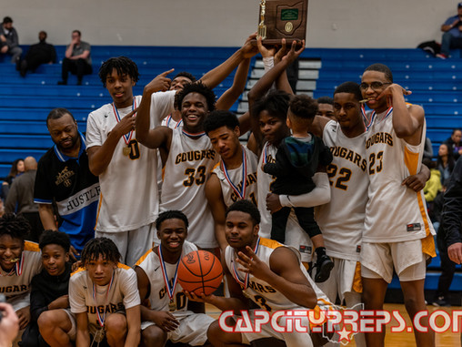 2019-'20 Basketball: Beechcroft vs Eastmoor Academy