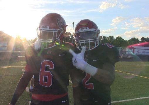 2020 Football: Westerville South 50 - Big Walnut 41 (Final)