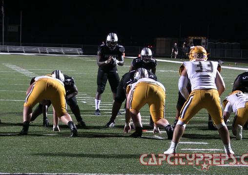 2020 Football: Harvest Prep 56 - Buckeye Valley 25   Final