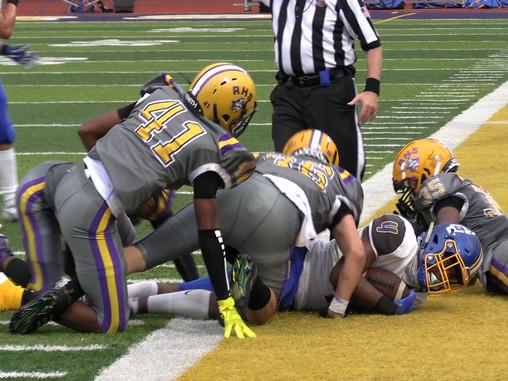 2020 Football: Reynoldsburg 48 - Gahanna 14   Final