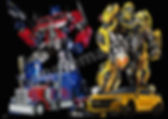 Optimus Prime & Bumblebee (Transformers)