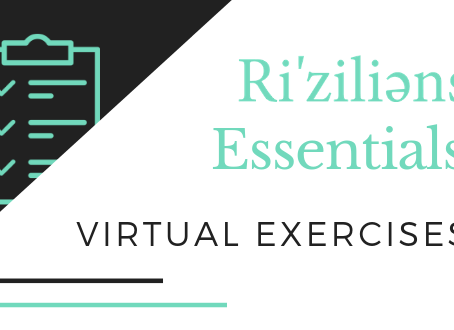 Ri'ziliens Essentials - Virtual Exercises