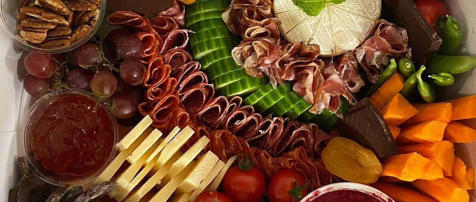 Nourished Platters