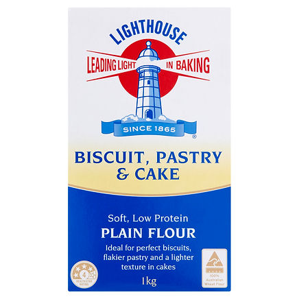 Lighthouse Biscuit, Pastry & Cake Plain Flour  1kg