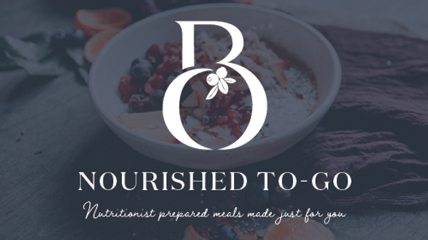 Nourished To Go Delivery Fee