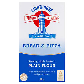 Lighthouse Bread and Pizza Plain Flour 1kg