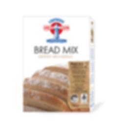 Lighthouse Breadmix Crusty Wholemeal 1.2kg