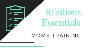 Ri'ziliens Essentials - MOME Training