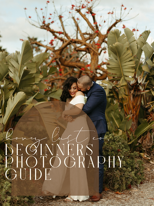 HLC Beginners Photography Guide
