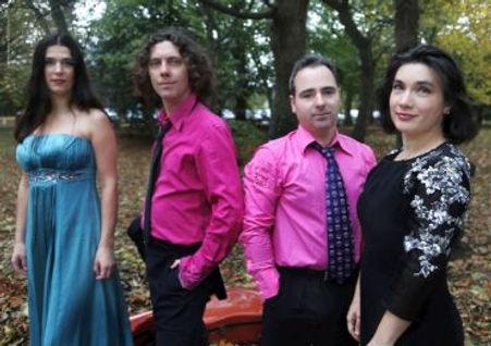 Con Tempo String Quartet