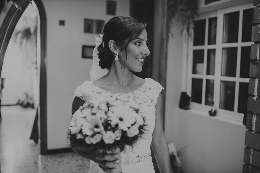 HÉCTOR+SARAY | RESUMEN DE UNA BODA EN BLANCO Y NEGRO