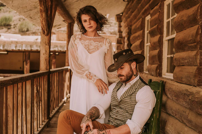 Sioux City 1872 | Inspiration shoot